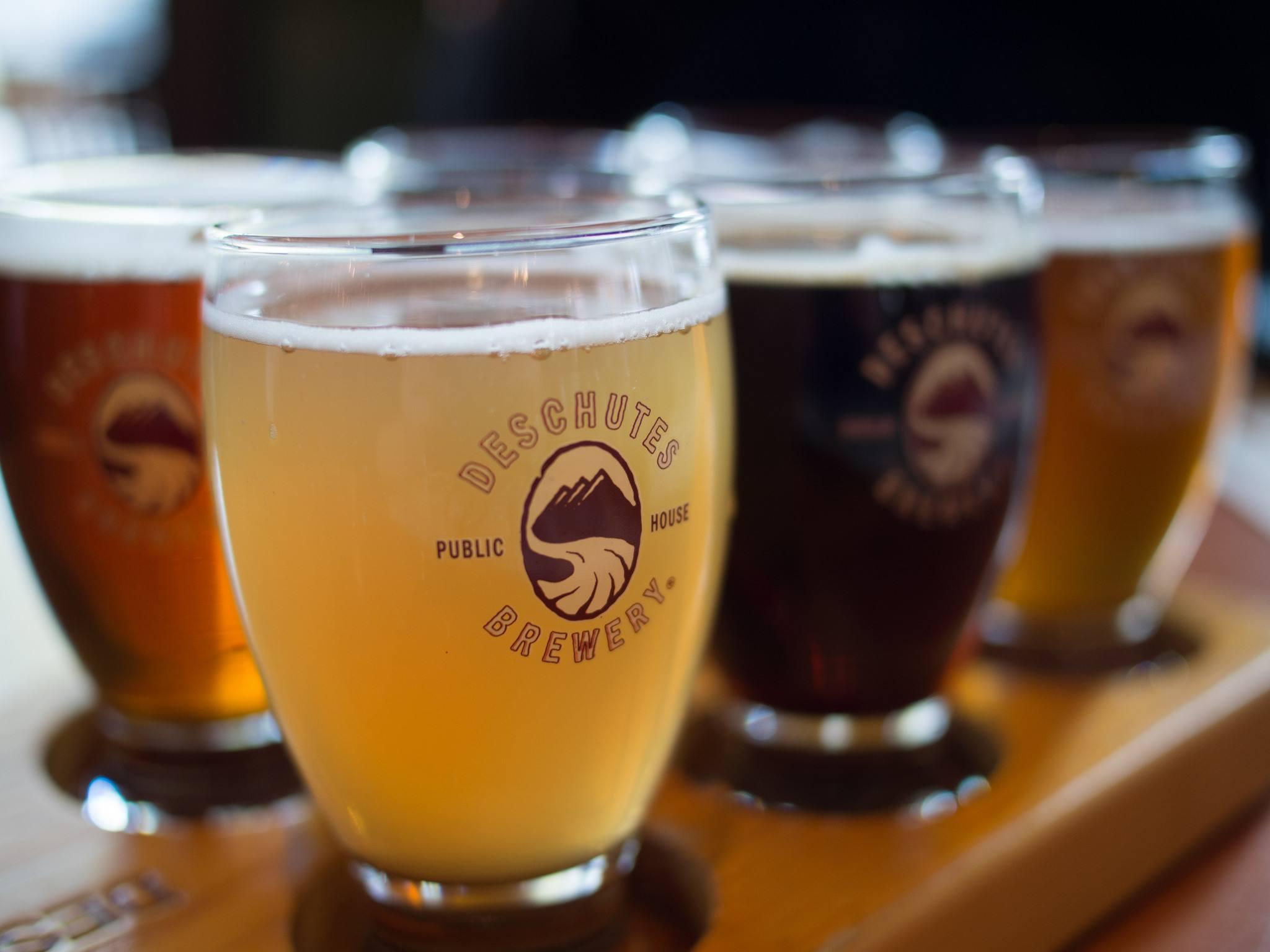 portland travel guide beer tasting deschutes