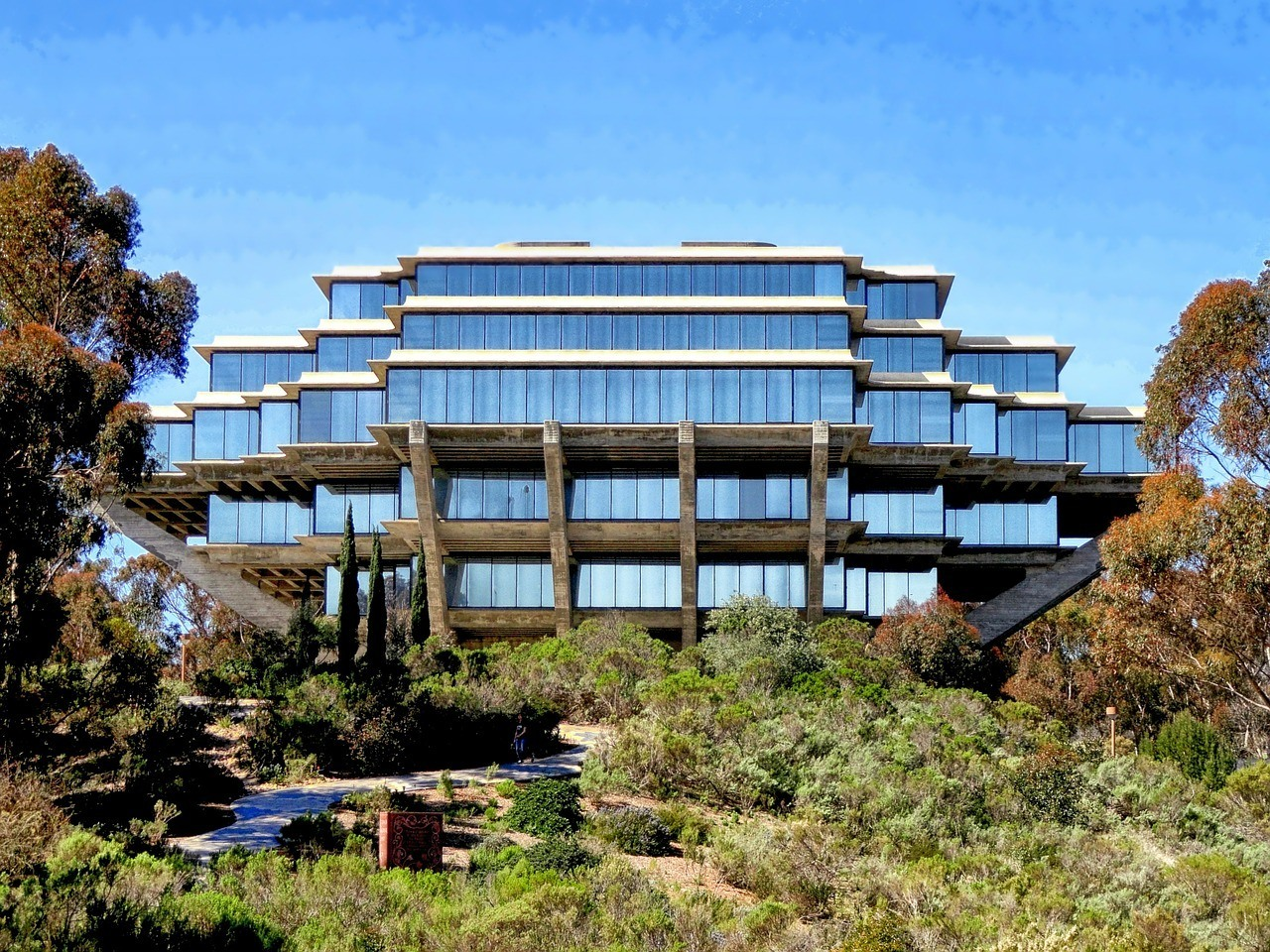 san diego travel guide geisel library