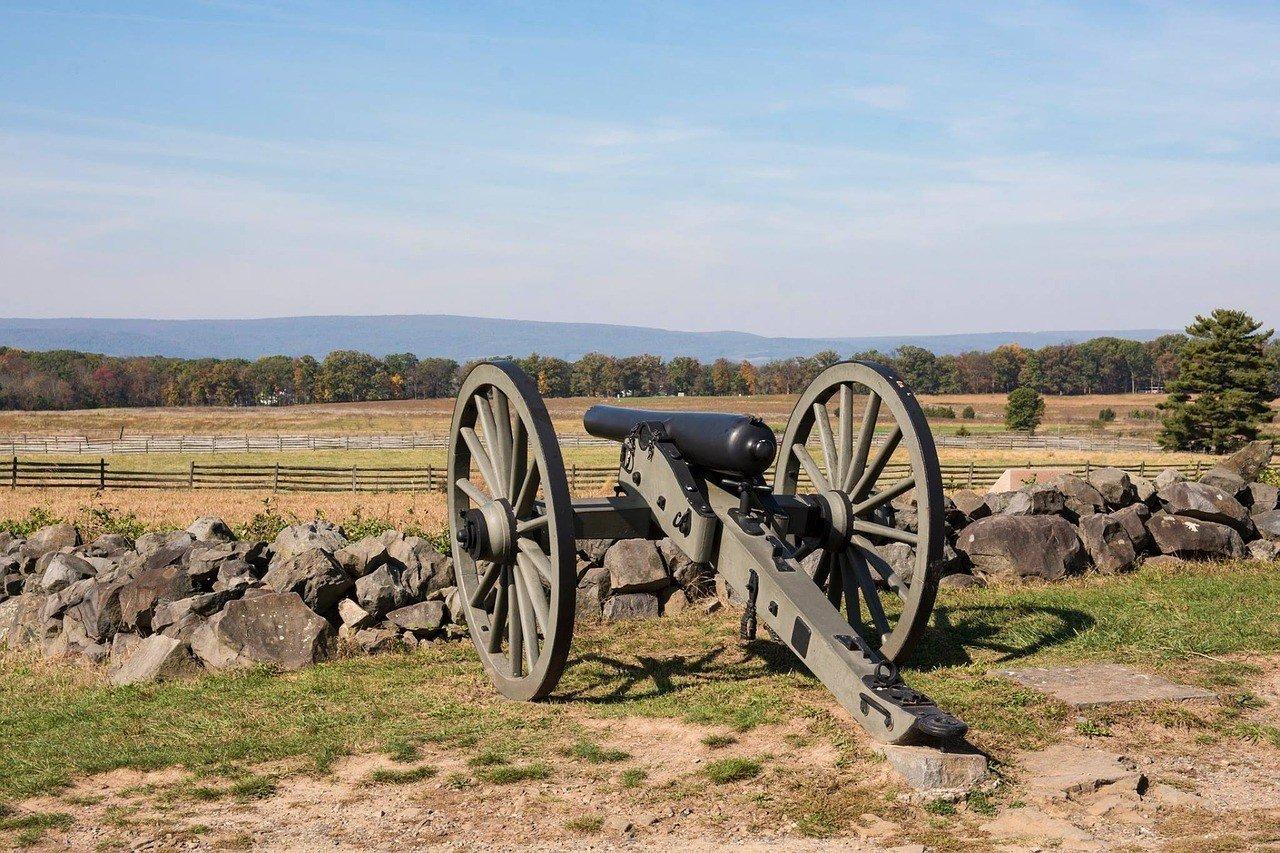 gettysburg memorial pennsylvania