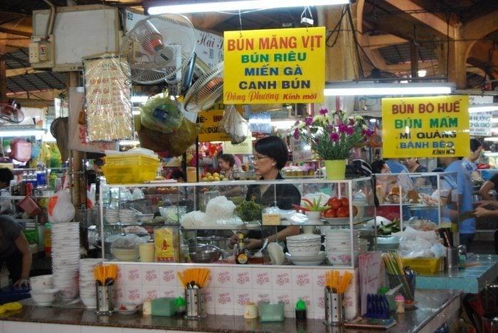 HCMC Ben Thanh Market