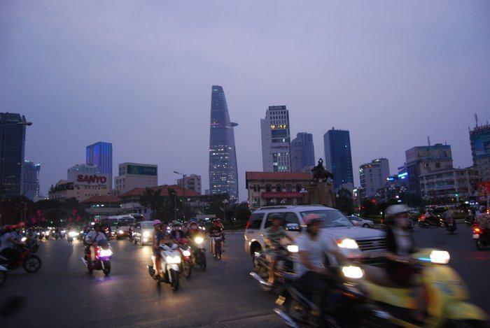 HCMC Night Scene