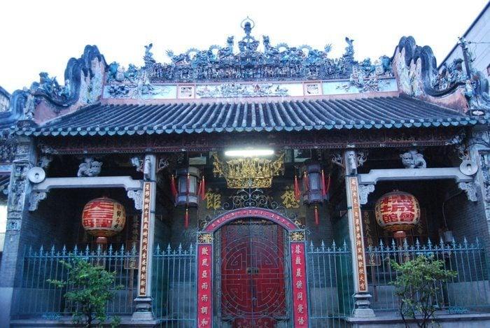 HCMC Temples