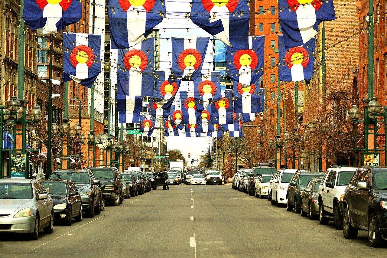 larimer street flags denver travel guide
