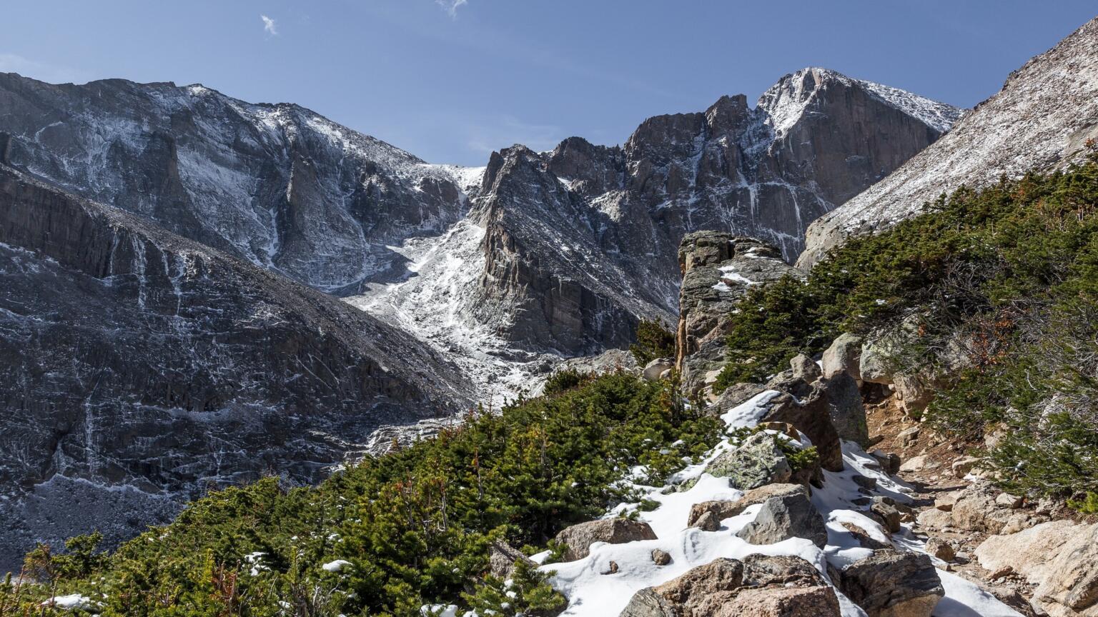 longs peak best hikes in colorado