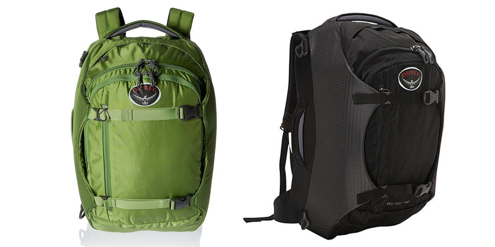 The Osprey Farpoint 40 vs Porter 46 review