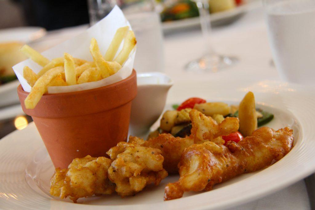 Is the food in Cape Town safe?
