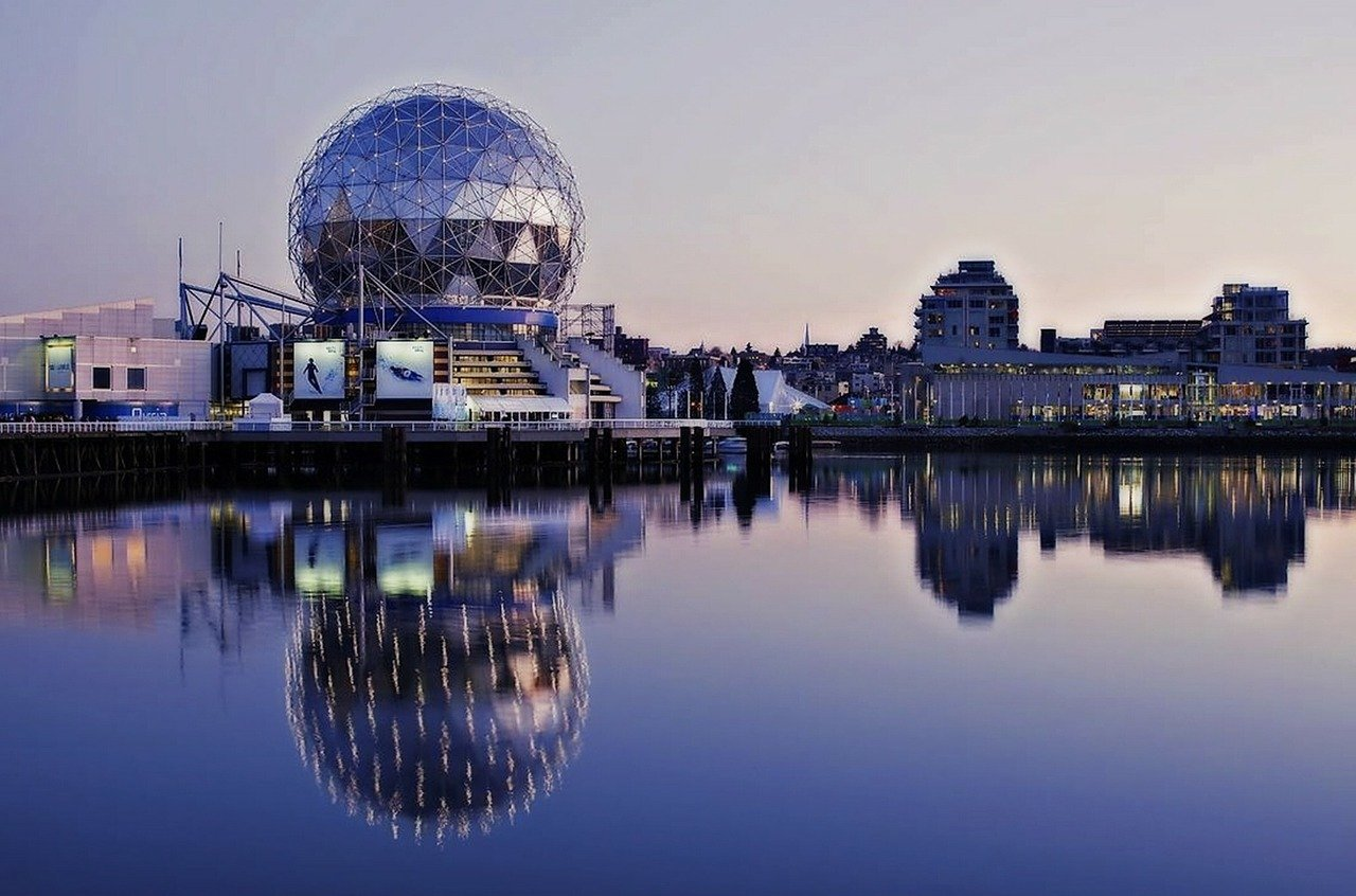 science world backpacking vancouver