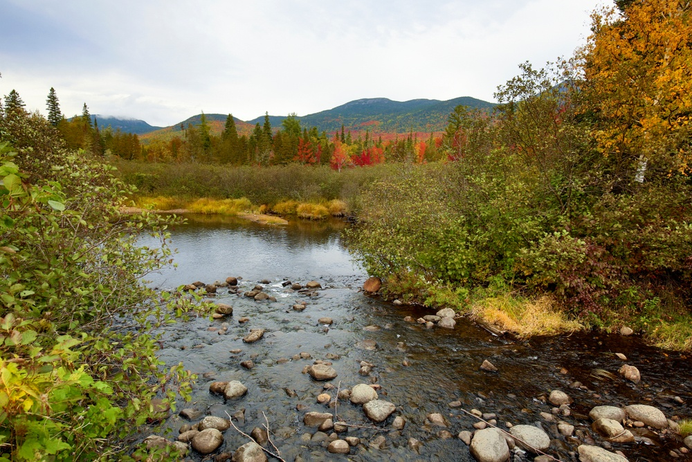 great north woods new hampshire new england road trip route