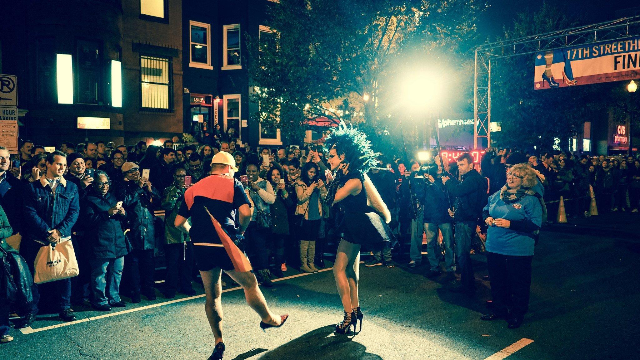 washington dc nighttime drag show