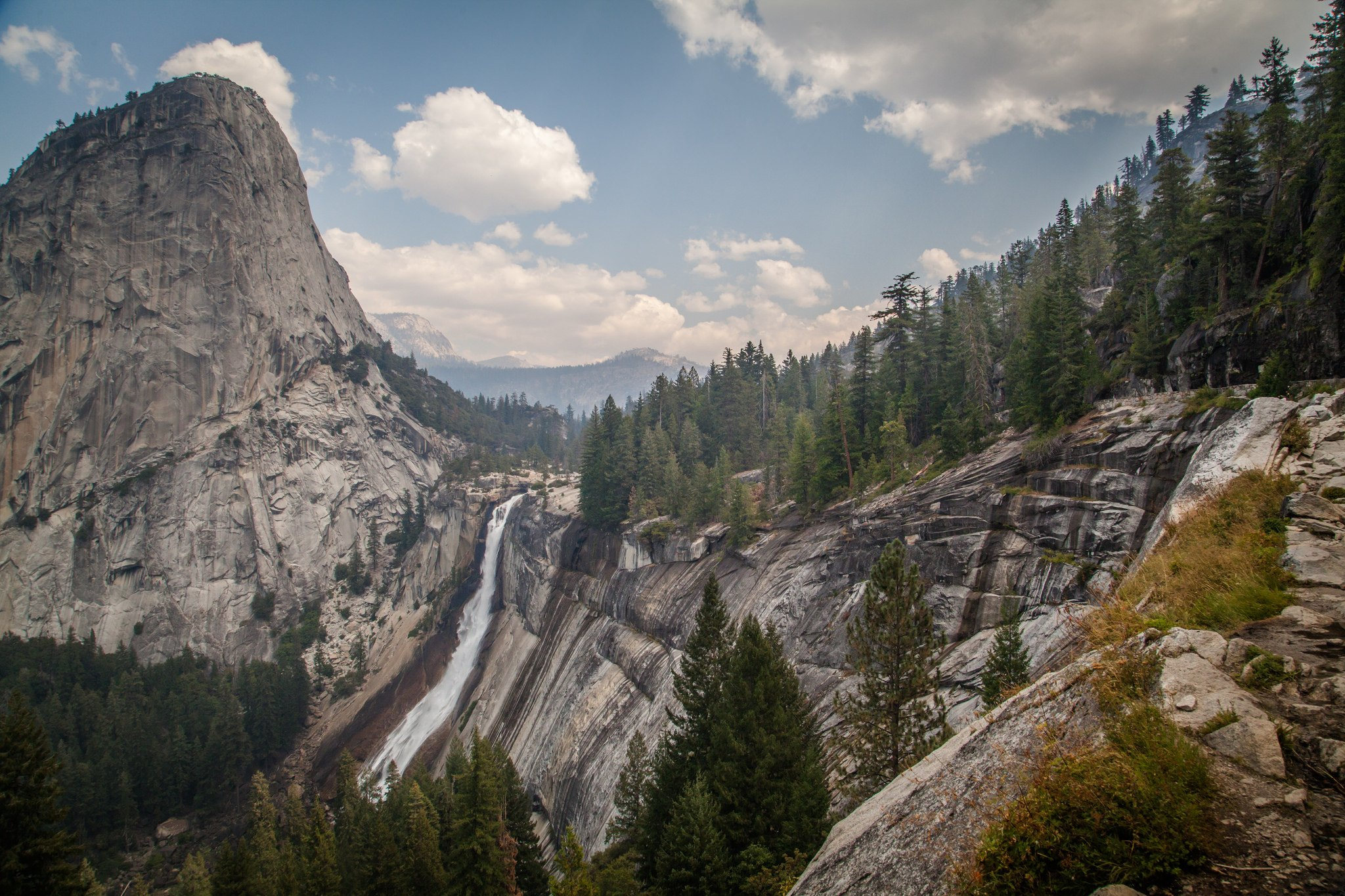 best day hikes in California and Yosemite