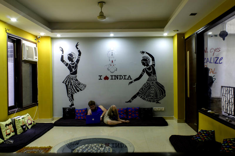 Amigos India best hostels in India