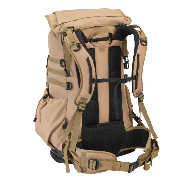 Back panel of Mountainsmith TANUCK review