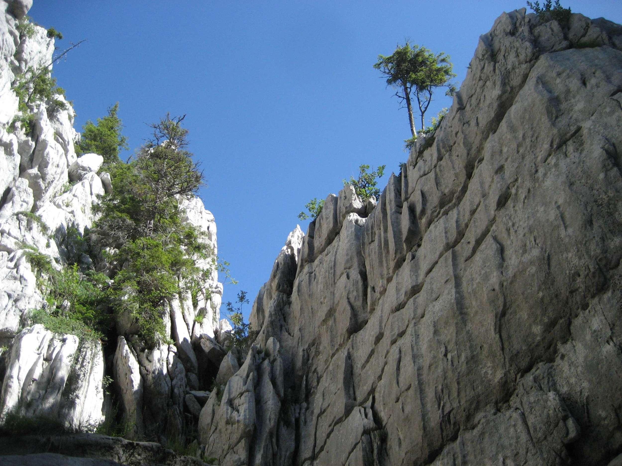 Rocks of Bijele & Samarske Stijene