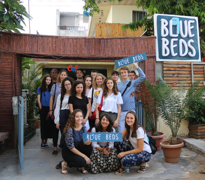 Bluebeds Backpackers Hostel best hostels in India