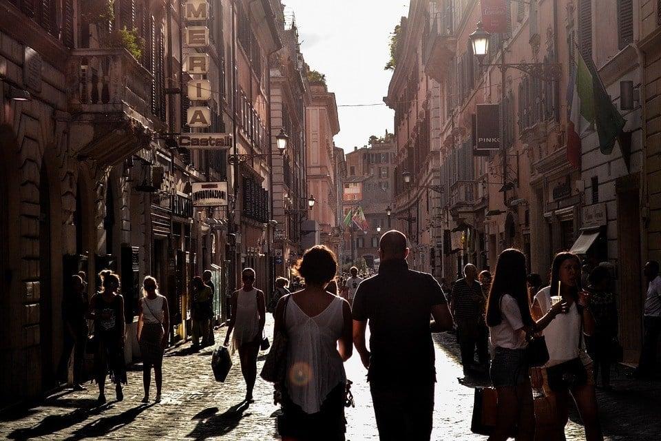 Centro Storico, Naples