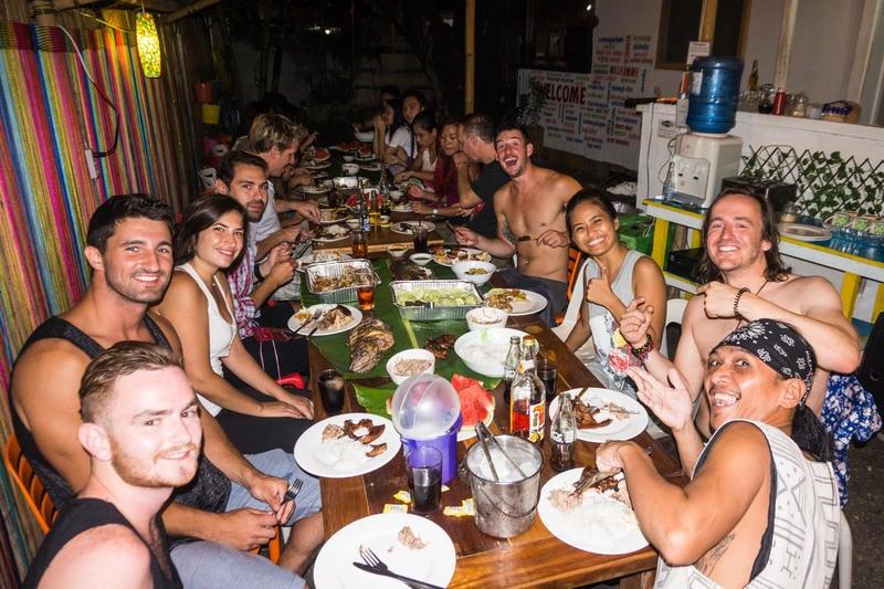 Chill Out Hostel best hostels in Boracay
