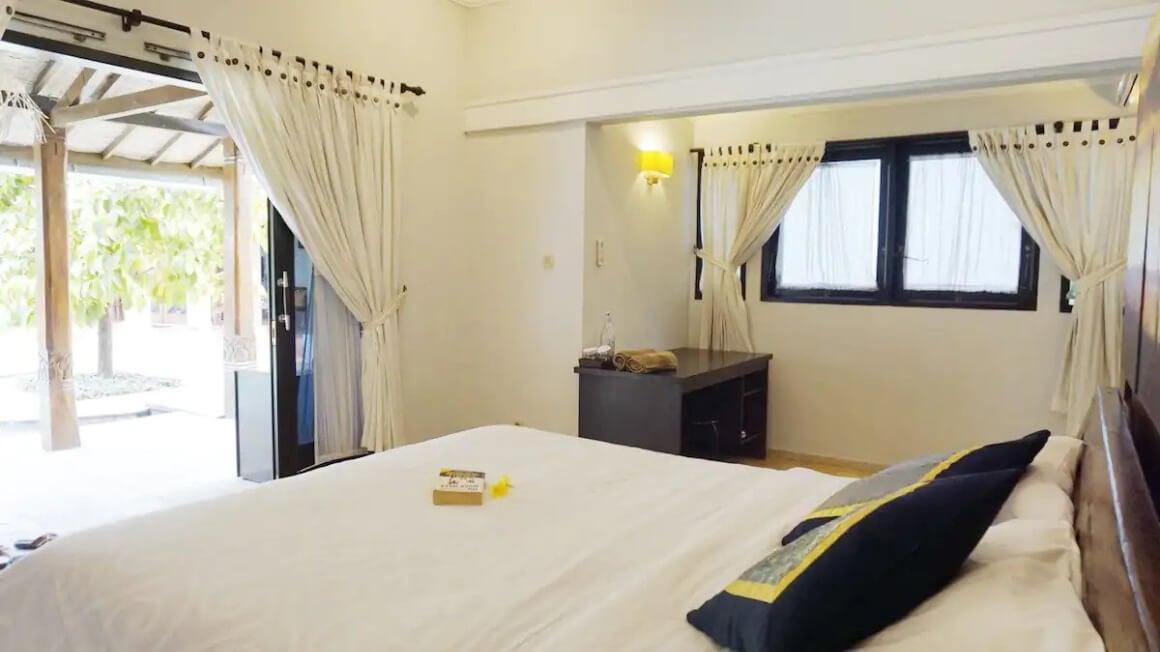 Clean Villa in Lombok's capital