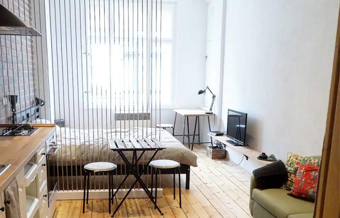 Cozy and Chic Studio