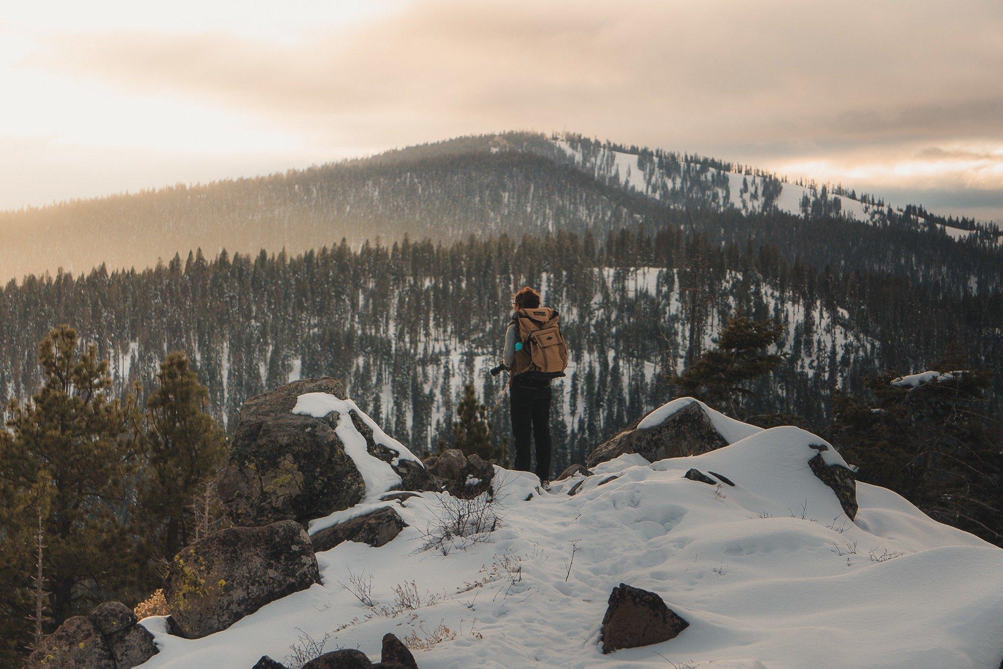 Best hikes in California: Tahoe Rim Trail