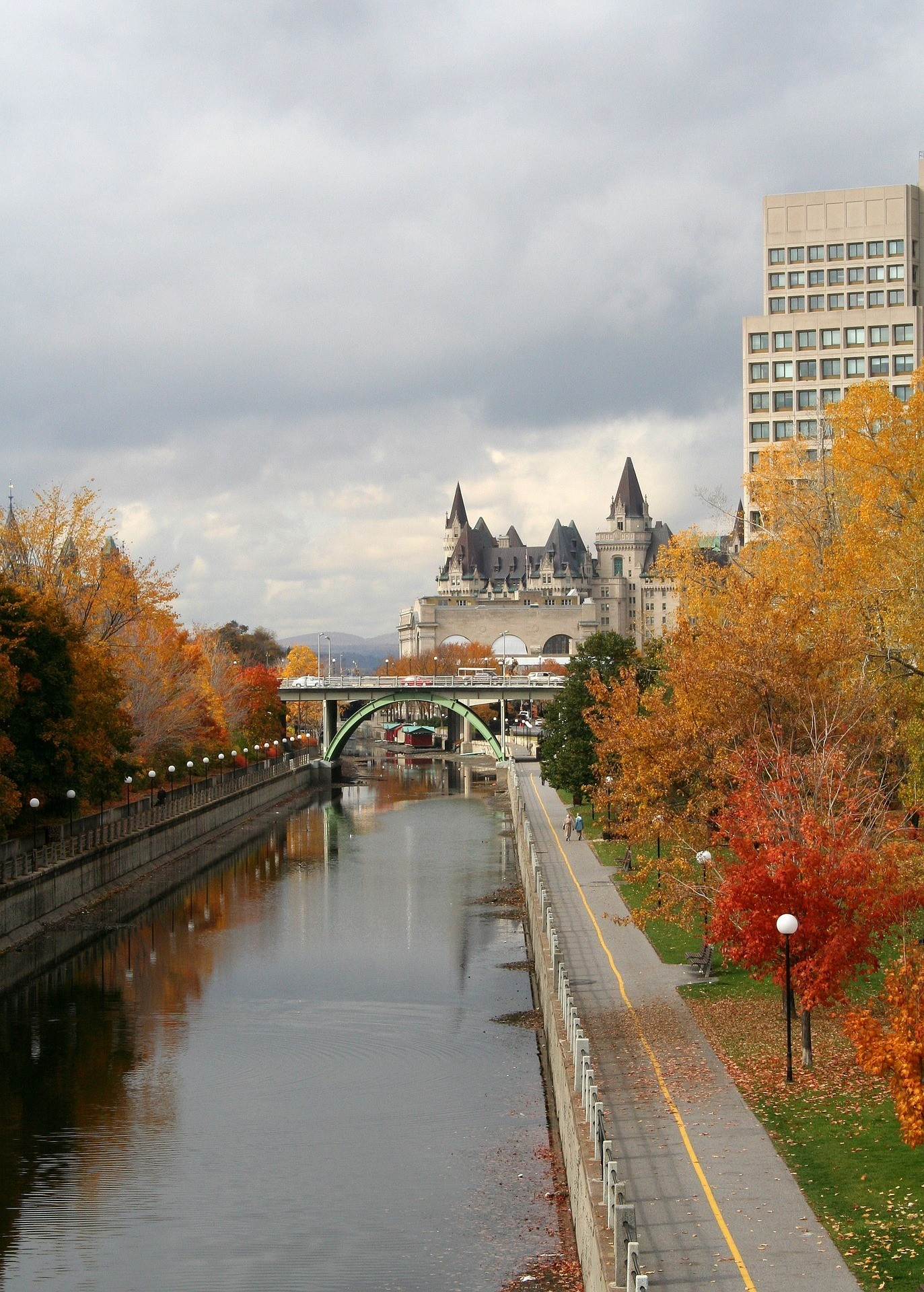 Downtown Rideau, Ottawa