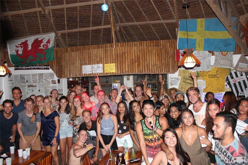 Frendz Resort and Hostel best hostels in Boracay