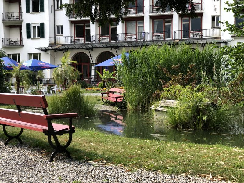 Funny Farm best hostels in Switzerland
