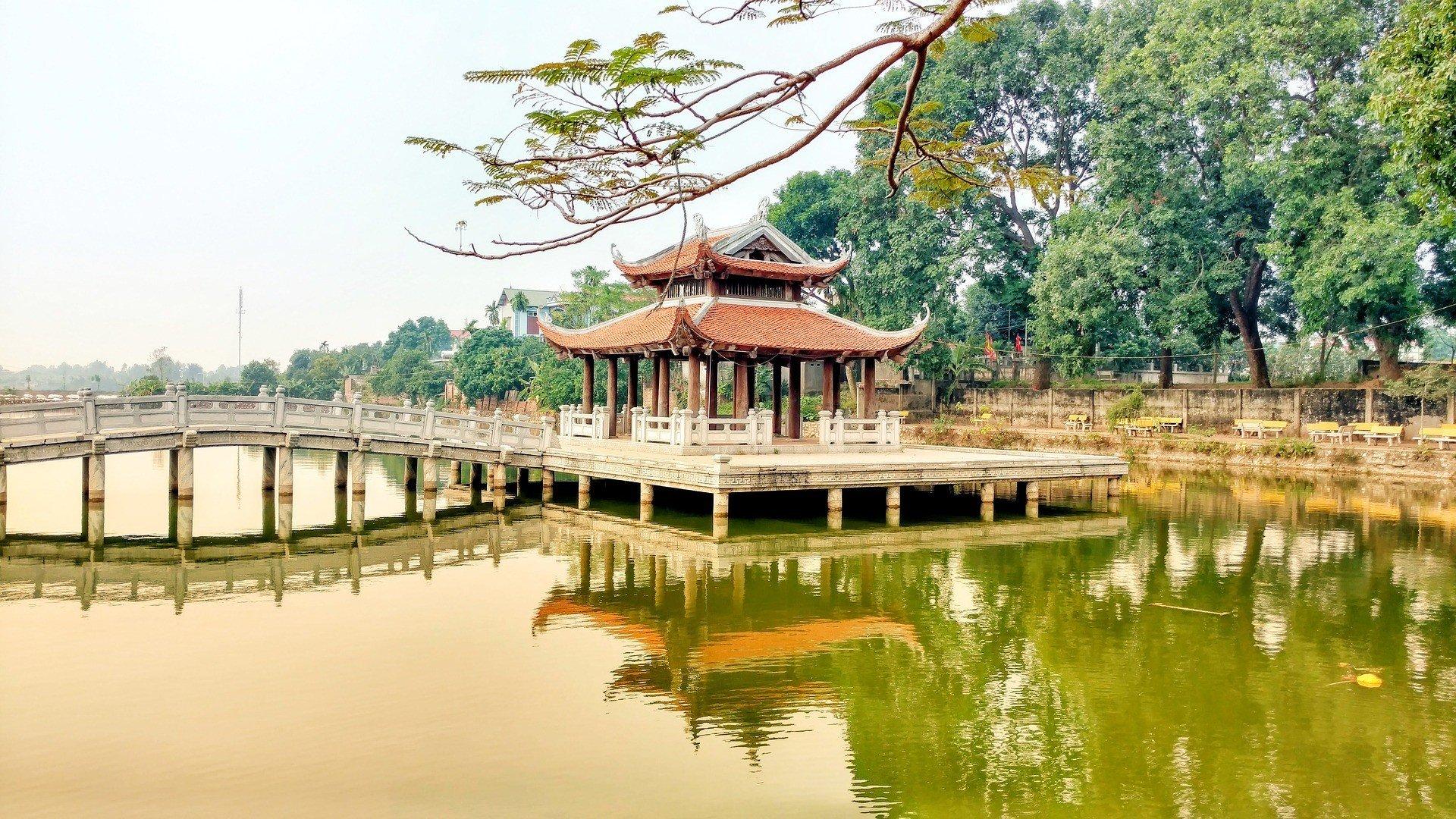 Hai Ba Trung, Hanoi