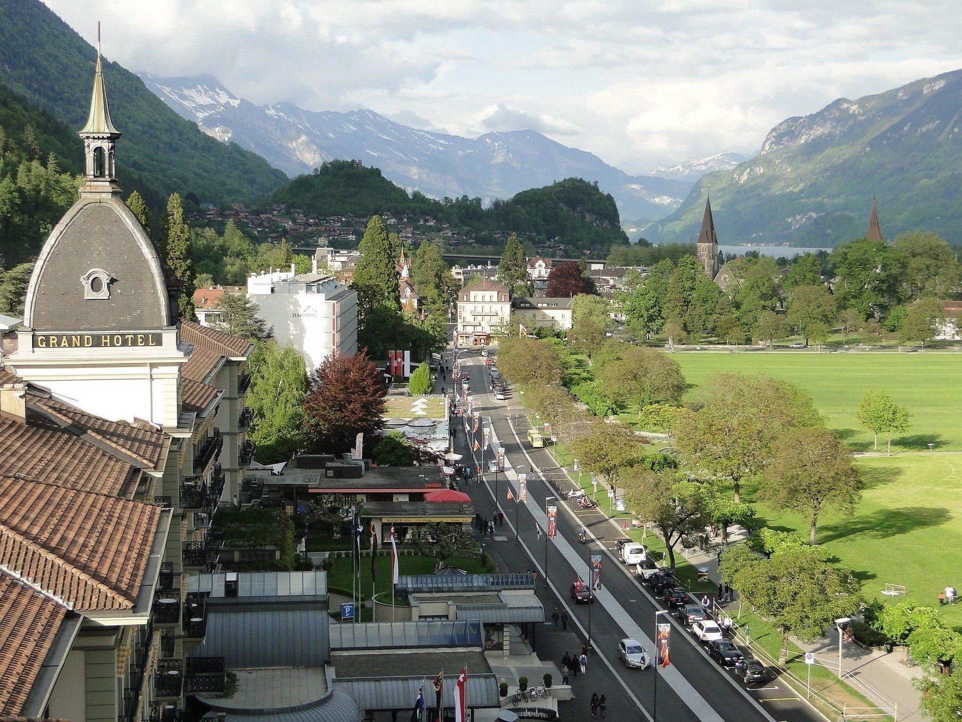 Interlaken City, Interlaken
