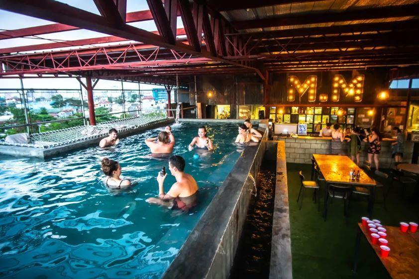 best party hostel in Cebu