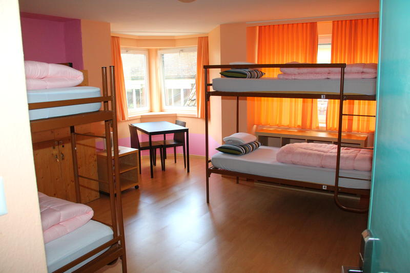 Old Town Hostel best hostels in Switzerland