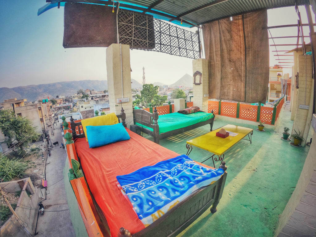 One Light Hostel Pushkar best hostels in India