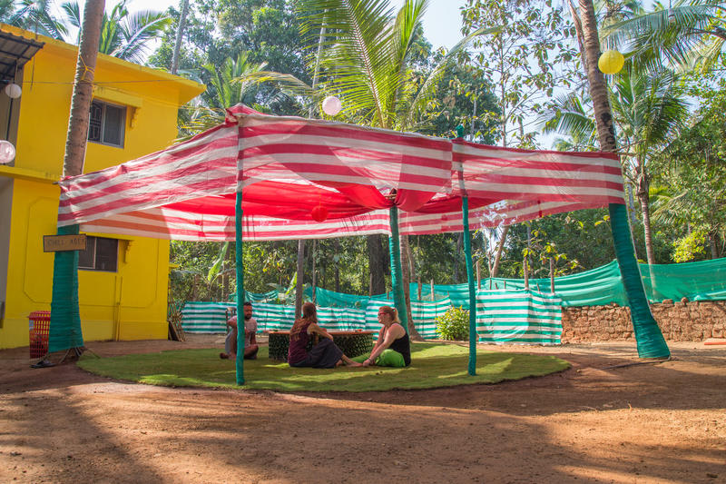 Palolem by Roadhouse Hostels best hostels in India