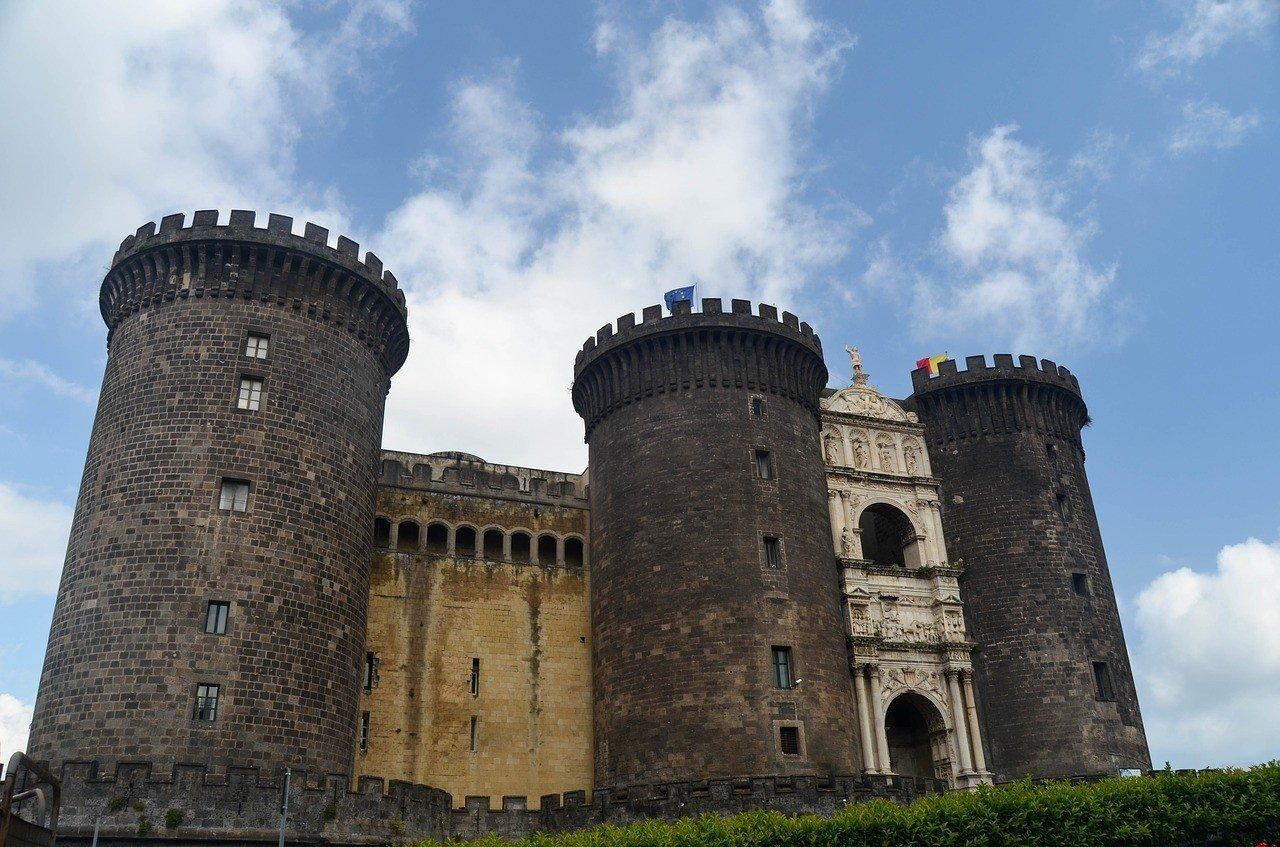 Quartieri Spagnoli ttd Naples Italy