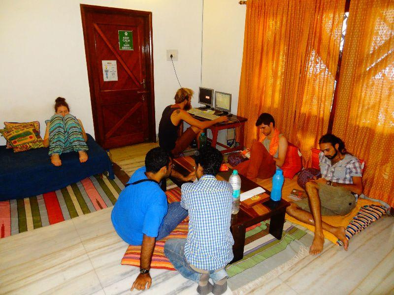 Stops Hostel Varanasi best hostels in India