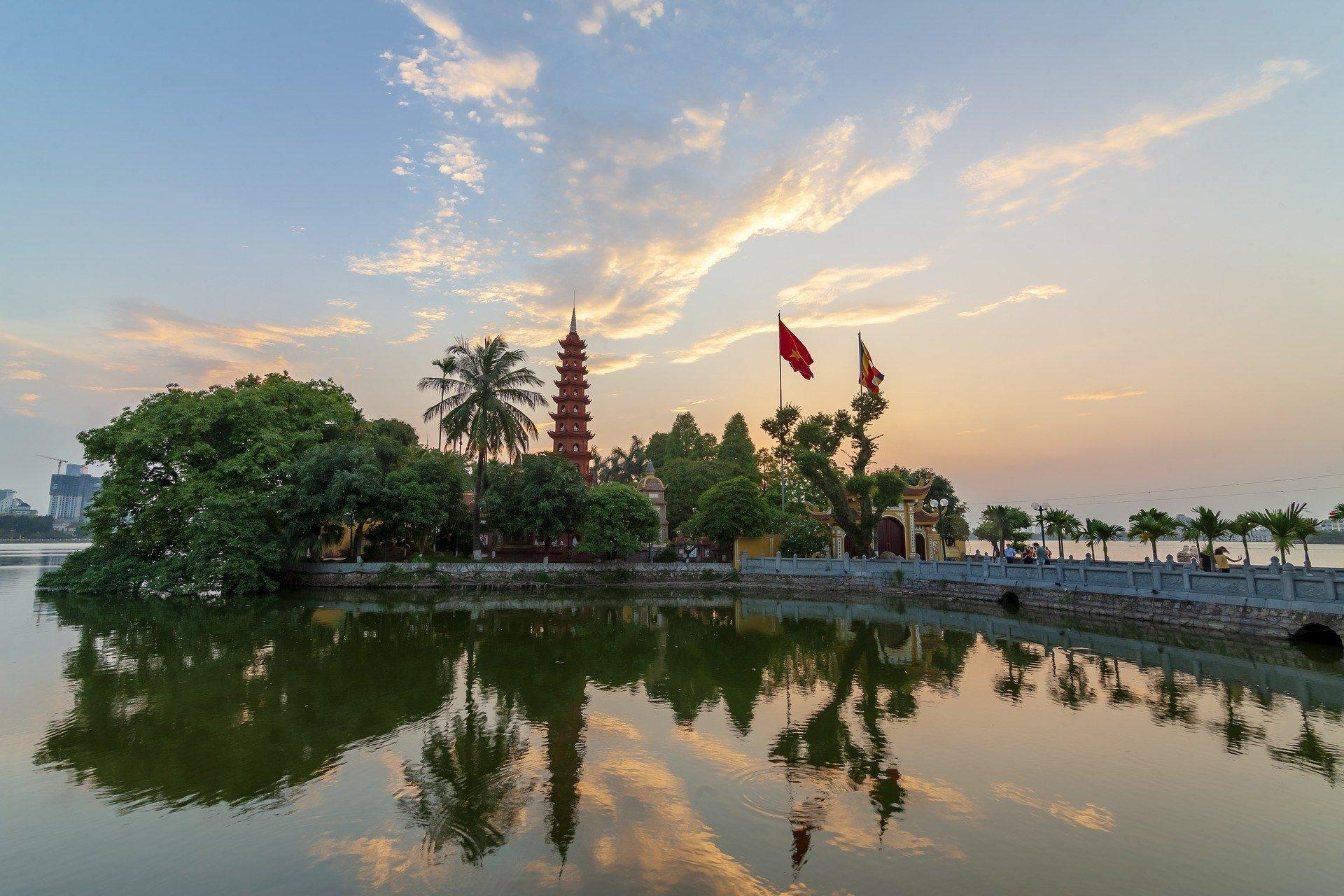 Tay Ho, Hanoi