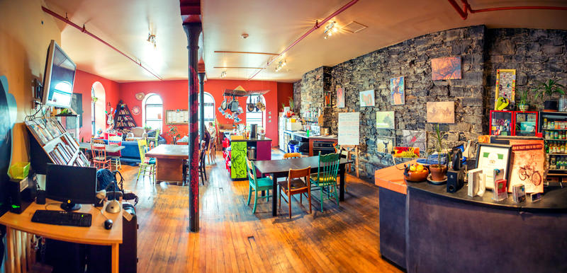 The Alternative Hostel of Old Montreal best hostels in Canada