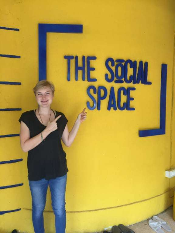 The Social Space best hostels in India