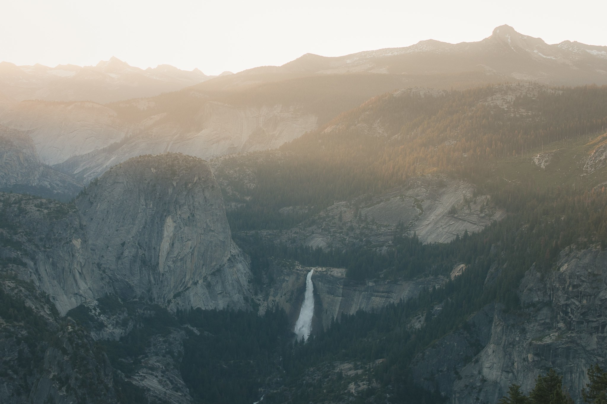 best hikes in California and Yosemite