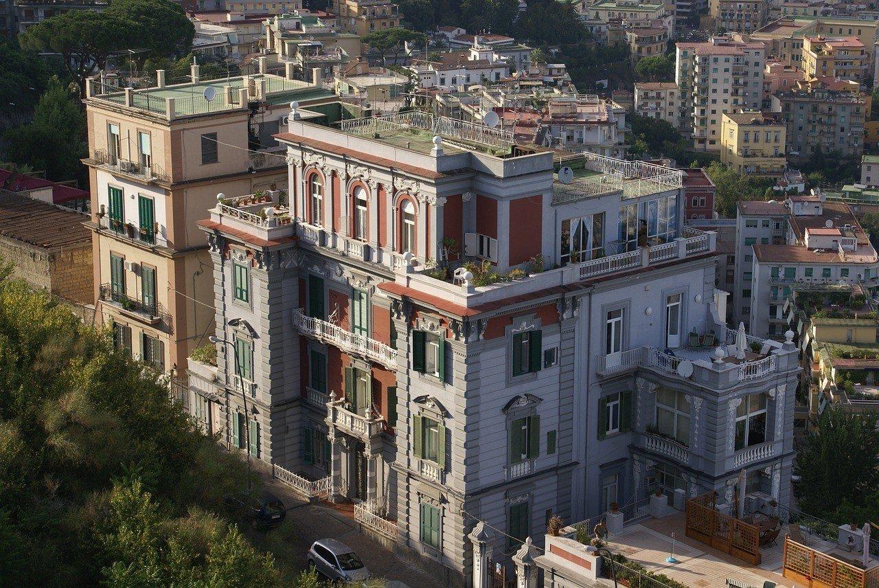 Vomero, Naples