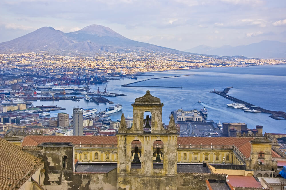 Vomero ttd Naples Italy