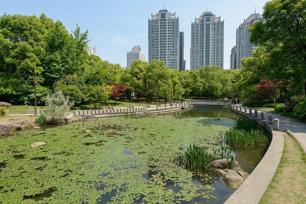 Shanghai Xujiahui Park