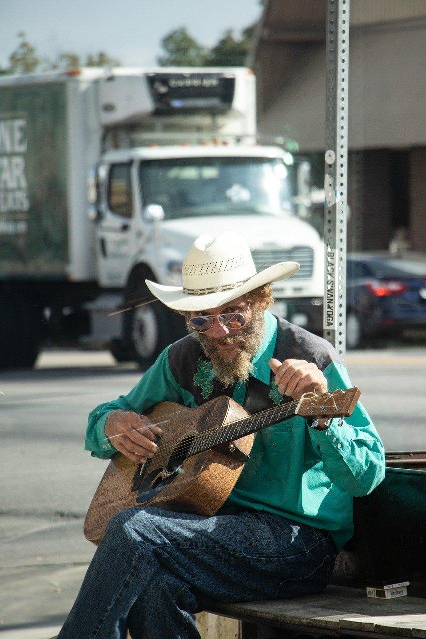 austin texas street musician