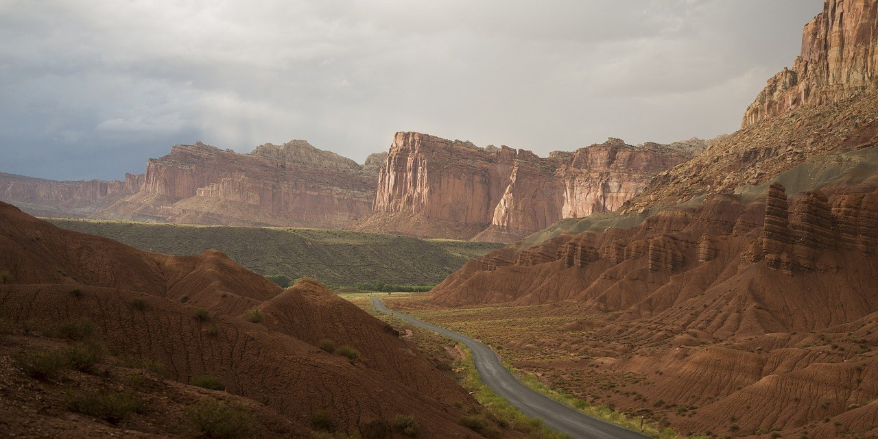 the road to capitol reef things to do in utah