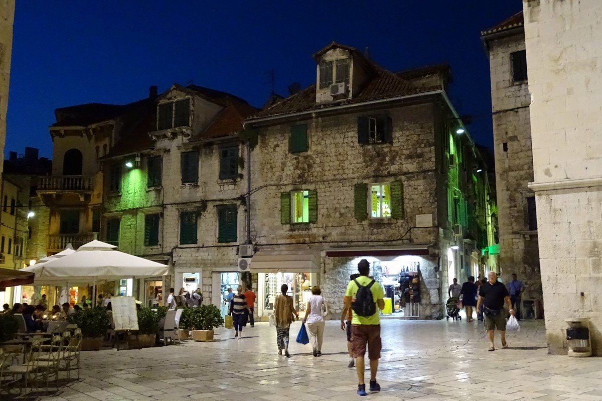 where to eat in Split