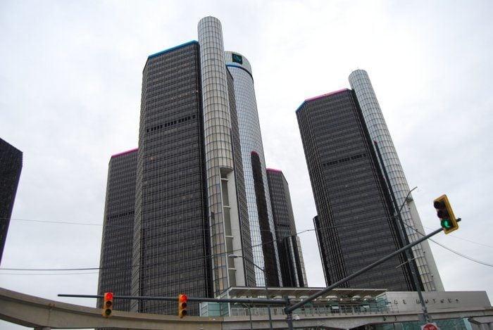 Detroit Ren Cen