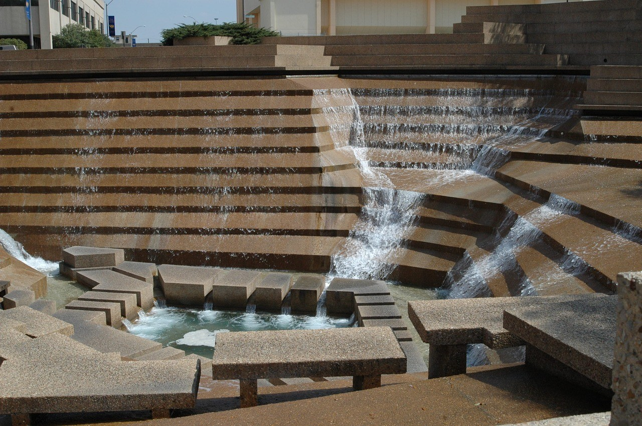 things to do in fort worth water gardens