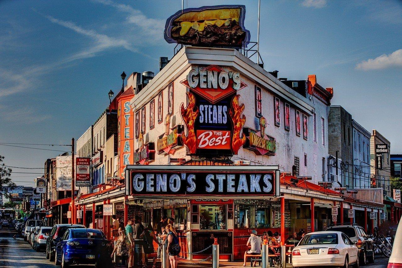 ginos steaks philadelphia places to eat