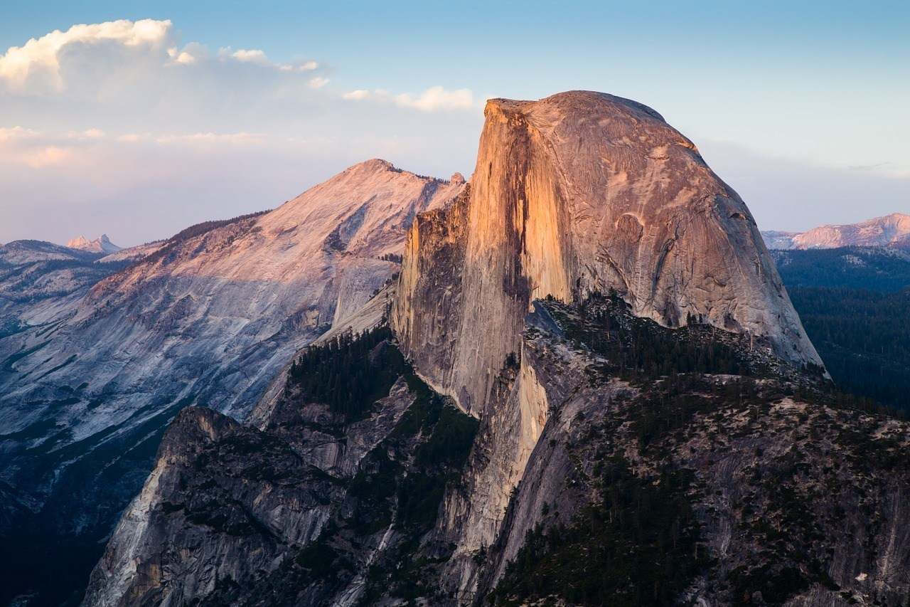 best hikes in Yosemite