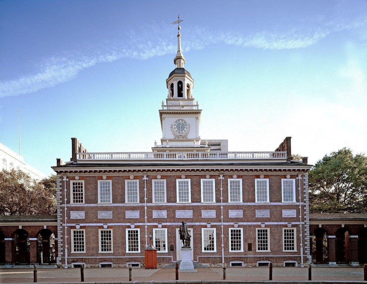 independence hall philadelphia travel guide