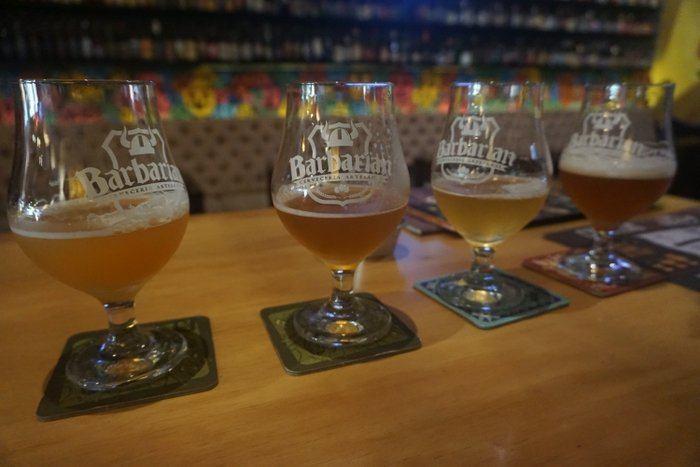 Lima craft beer